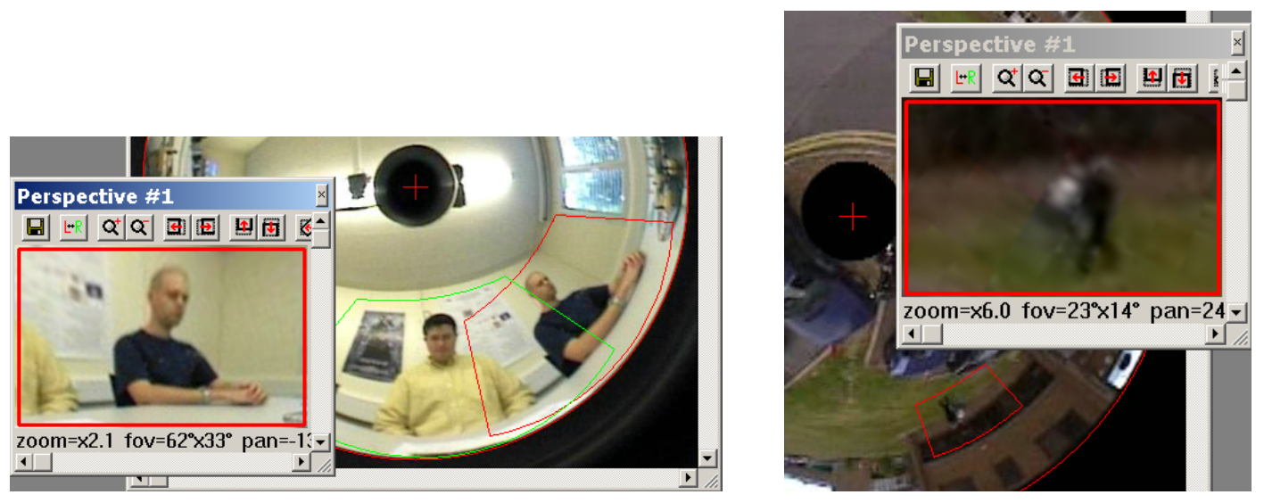 Automatically Tracking Objects with a Virtual Camera